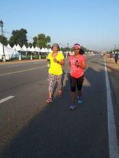 vidya run 1